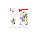 Mr. Musculo Doy Pack Pre Lavado Oxy - Of