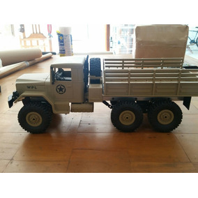 Military Truck , 6x6 , Radio Controle 2.4 Gh , Esc. 1:16 ,