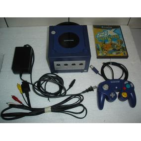 Gamecube Game Cube Console 100% Original Só Jogar C06