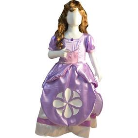Disfraz De Princesa Sofia Inspirado En Disney