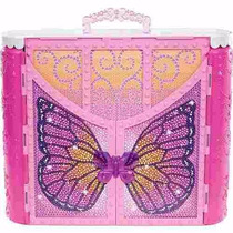 Castelo Casa Da Barbie Butterfly E A Princesa Fairy - Import