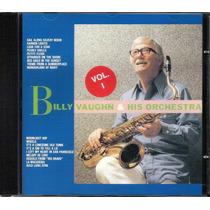Cd Billy Vaughn & His Orchestra Vol.1 - Novo Sem Uso 18 Hits
