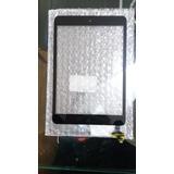 Pantalla Táctil Ipad Mini, 1 Y 2, Blanco Y Negro