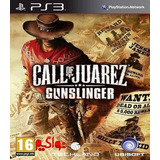 Call Of Juarez Ps3 Gunslinger Lgames