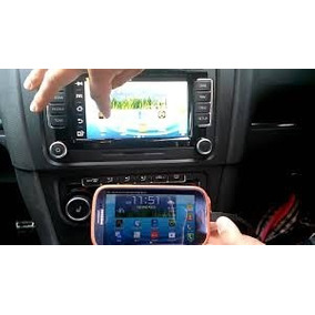 Interface Mirror Link Vw Golf/vento/passat/tiguan