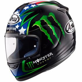 Capacete Motociclista Arai Chaser Hopkins Monster Tamanho 58
