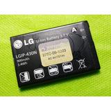 Bateria Celular Lg Lgip-430n Gt350 C300 Gs290 T310 Original