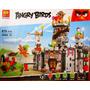 Lego Alterno Angry Birds Castillo Rey Cerdo King Pig Castle