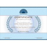 Pack D Diplomas Certificados Vectorizados Corel O Ilustrator