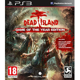 Dead Island Game Of The Year Edition Digital Ps3