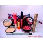 Maquillaje Dia De Las Madres Compacto Labial Mascara Blush
