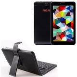 Tablet Celular Rca 8gb Bluetooth Wifi 7 Poleg Capa C/teclado