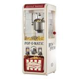 Nostalgia Pom250 2,5 Onzas Pop-o-matic Palomitas Dispensador