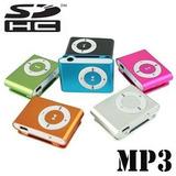 Reproductor Mp3 Shuffle Micro Sd Colores (compucel)