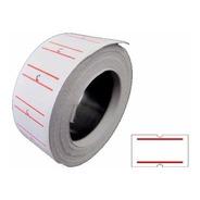 10 Rolos C/ 1000 Etiquetas P/ Etiquetadora Mx5500 E M-14