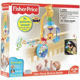 Fisher Price - Mobile Zoo W9913 Mattel