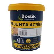 Rejunte Acrílico Branco Piscina / Porcelanato 1kg Fortaleza