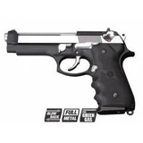Airsoft Pistola Src Gbb Sr-1911 Comando + Case + Nota Fiscal