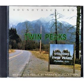 Twin Peaks. Original Soundtrack. Usa. Cd Nuevo. Ex. D. Lynch