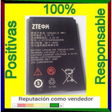 Pila Batería Zte Kiss Ll Max 8meses Uso-10% Descuent0 Pregun