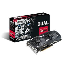 Tarjeta Video Radeon Rx580 4gb Asus Dual