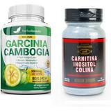 Garcinia Cambogia 3000m 95hca Superior A Tone360 Y Carnitina