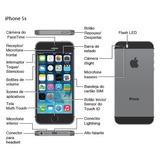 Manual Do Usuário Celular Iphone 5s Português Ilustrado