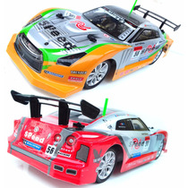 Carrinho Controle Remoto Carro Drift Corrida Turbo 5 Canais
