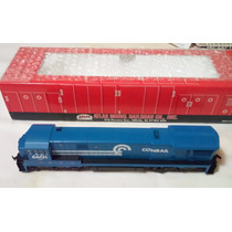 Atlas Locomotora Conrail 6601 En Caja Escala Ho Nuevo
