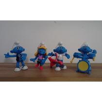 Bonecos Smurfs