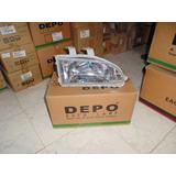 Faro Delantero Honda Civic 92/93 Rh