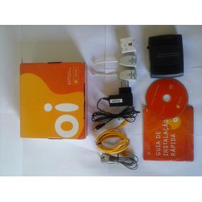 Kit Instale Você Mesmo Oi Velox   Speedtouch Thomson Tg508v2