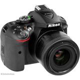 Camara Nikon Reflex D5300 Lente 18:55 + Memoria
