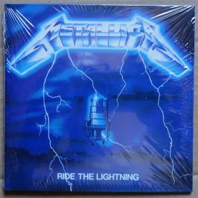 Cd Metallica - Ride The Lightning (2016) Digipack - Lacrado