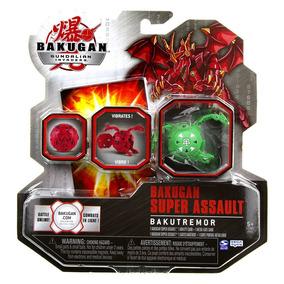 Bakugan Super Assault Bakutremor I Diamond 64281