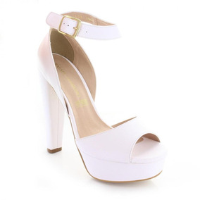 Zapatilla Para Mujer Rafael Ferrigno 1435-032398 Color Blanc