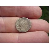 Oferta!! Roma, Denario Republicano Publius Crepusius 82 Ac.