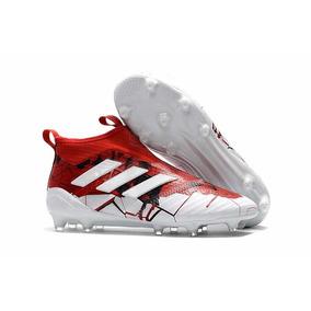 Chuteira Infantil Adidas Ace Vermelha - Chuteiras no Mercado Livre ... 2367d3dc402c1