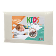 Travesseiro Infantil Kids Nasa Duoflex Macio Hipoalergênico