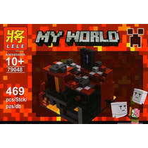 Minecraff Armable Lego My World