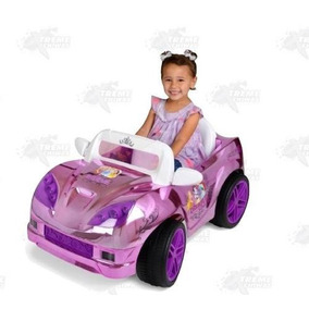 Carro Convertible Princesas Disney 100% Original Xtreme