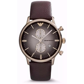 e66d7021678 Relógio Empório Armani Automático Ar4606 Novo E Original - Relógios ...
