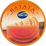 Dulce De Batata En Lata Arcor X 5 Kg