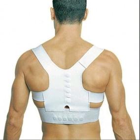 Colete Para Correção Da Postura Magnético Ajuda Corrigir