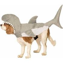 Disfraz Para Perro Traje De Perro De Ataque Del Tiburó W128