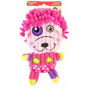 Brinquedo P/ Cães Kong Romperz Hedgehog Medium Rm24