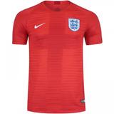 Camisa Inglaterra 2018 Pronta Entrega