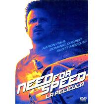 Dvd Need For Speed La Pelicula ( 2014 ) - Scott Waugh / Aaro