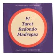 El Tarot Redondo Madrepaz  (cartas + Libro)