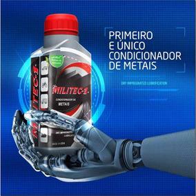 Militec-1 Condicionador De Metais Original Com Nota Fiscal